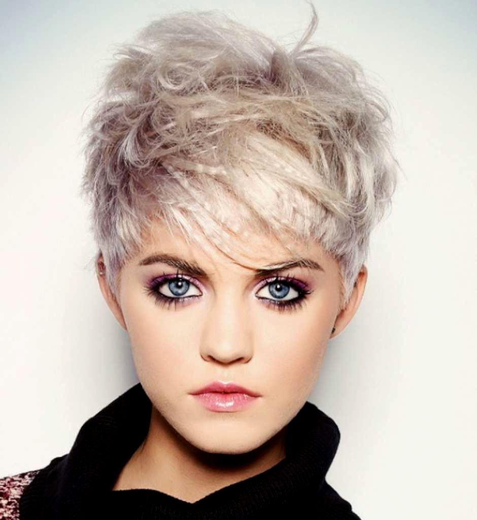 excellent short hairstyles brown concept-modern short hairstyles brown image