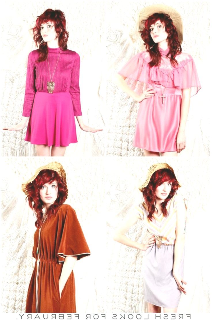 lovely red hair collection-fancy red hair layout
