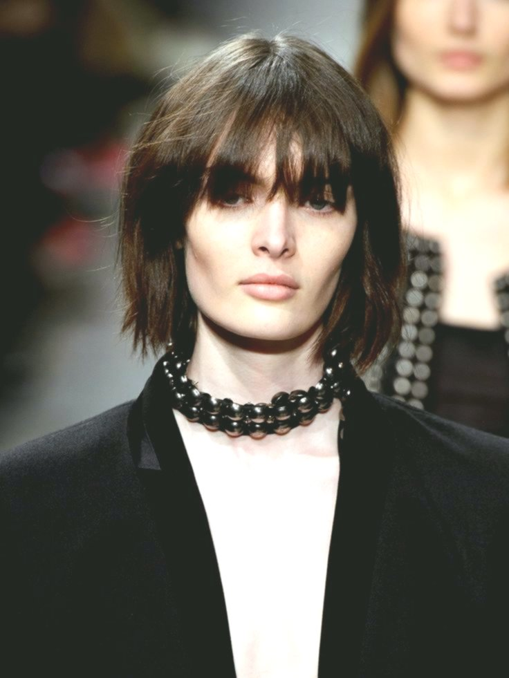 terribly cool hairstyles for half-length hair image-Incredible Hairstyles For Half-Length Hair Model