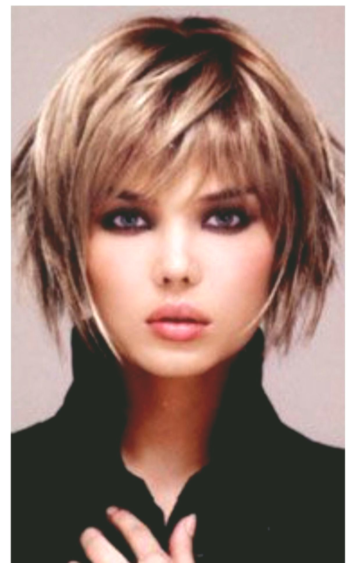 terribly cool round face hairstyle plan-charming round face hairstyle photography