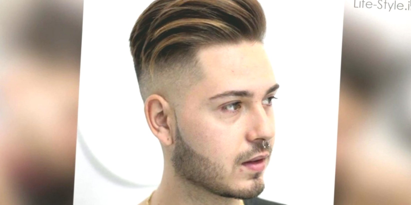 Nice Men's Haircut 2018 Image - Awesome Men's Haircut 2018 Collection