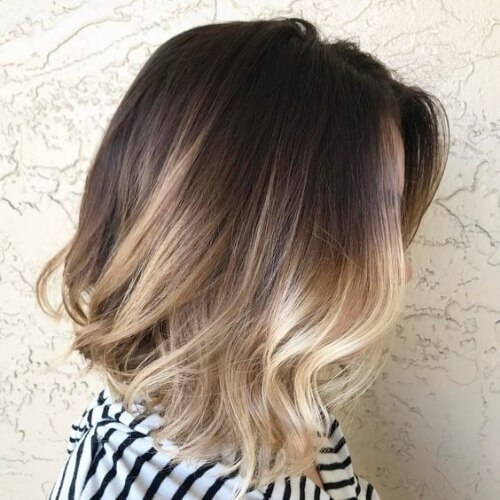 45 Jazzy Short Hair mit Highlights Ideen