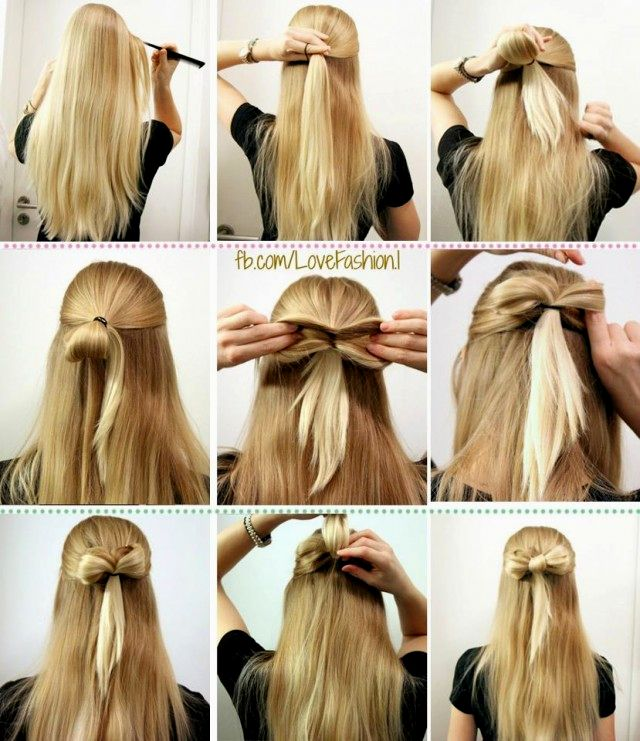 contemporary simple oktoberfest hairstyles to make yourself model-cute Simple Oktoberfest Hairstyles Do it yourself collection