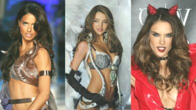 Photo of Wild and nicey Victoria's Secret Models hairstyles