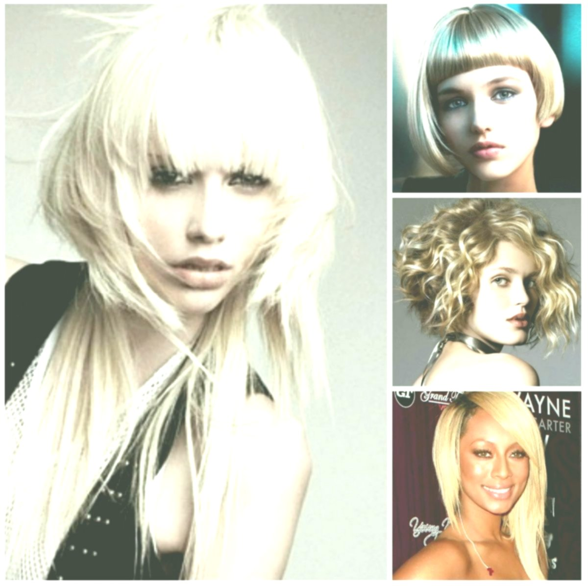 wonderfully stunning blond hairstyles décor-finest blond hairstyles photo