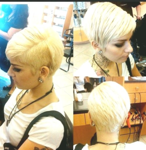 new extreme short hairstyles decoration-Excellent Extreme Short Hairstyles portrait