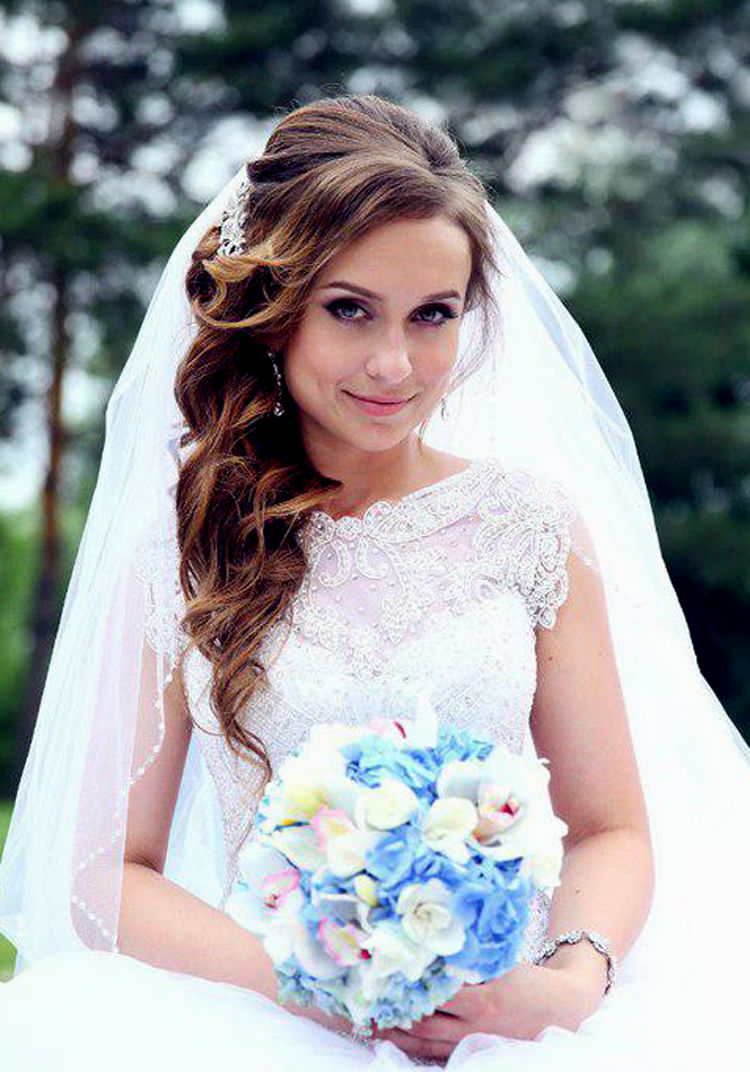 finest wedding hairstyles semi-open collection-Modern wedding hairstyles semi-open layout