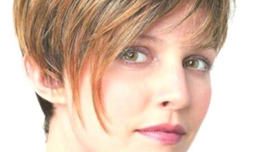 Photo of Short hairstyles for women Thick hair