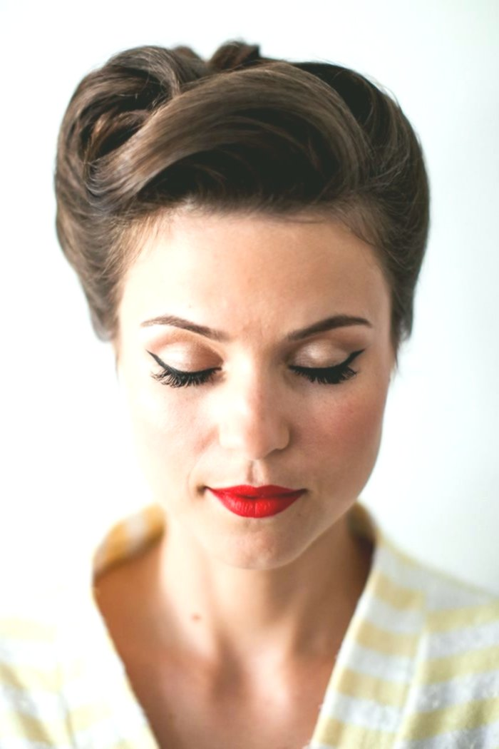 awesome bridal hairstyle vintage inspiration-awesome bridal hairstyle vintage ideas