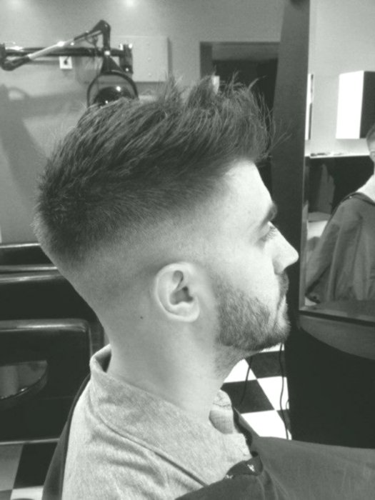 Amazing awesome undercut hairstyles men online Awesome Undercut Hairstyles Men Image