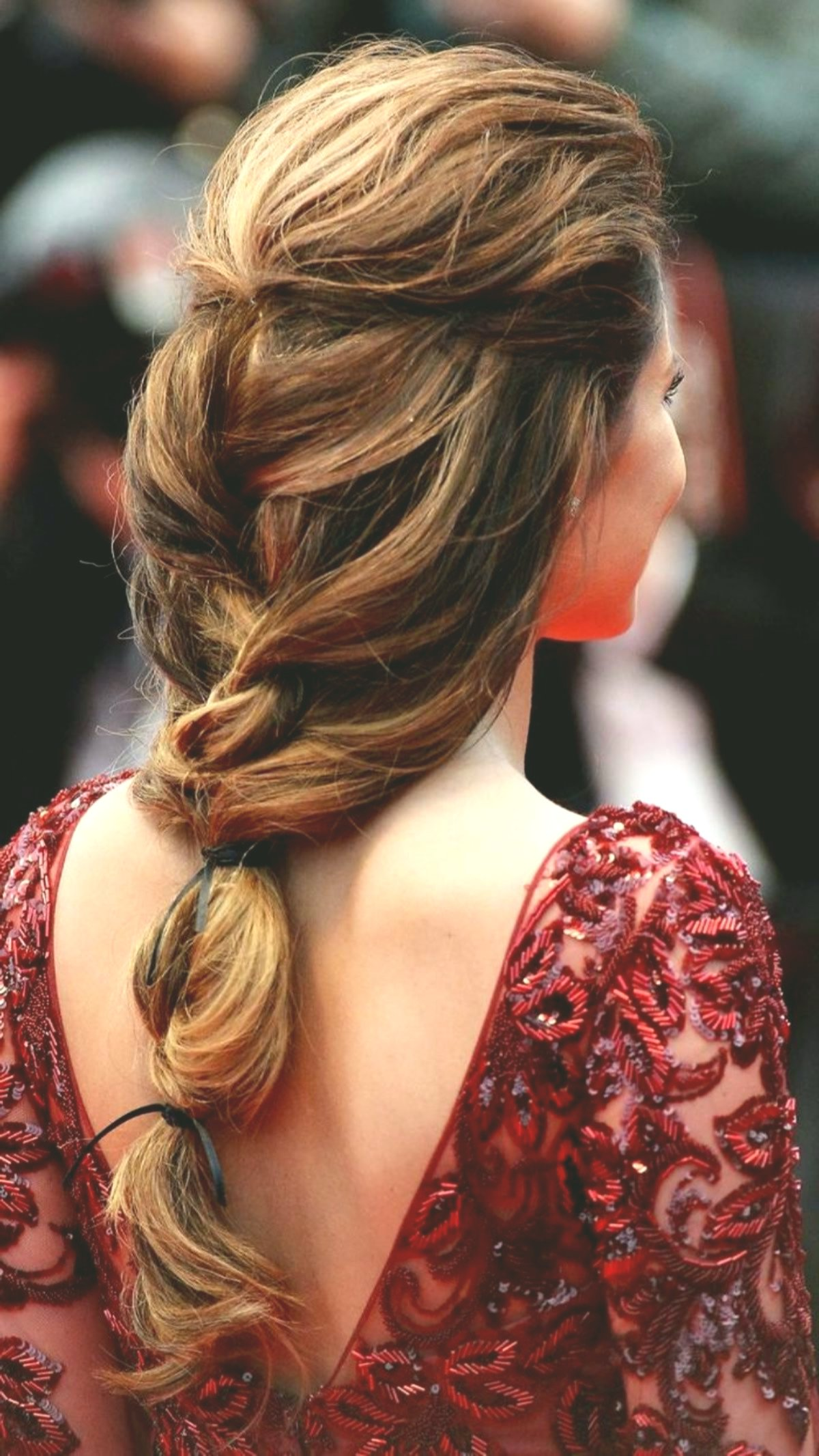 Fancy Hairstyles Waves Model-Elegant Hairstyles Waves Collection