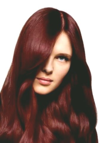 Incredible Hair Color Red Portrait Top Hair Tint Red Model
