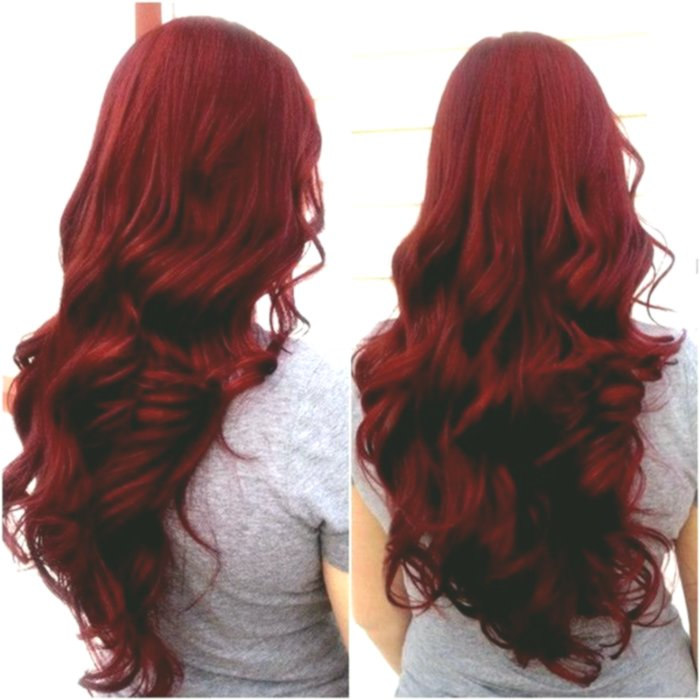 excellent hair color dark red photo picture-fancy hair color dark red gallery