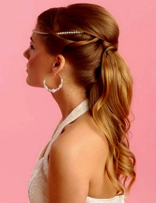 terribly cool hairstyle ponytail plan sensational hairstyle ponytail inspiration