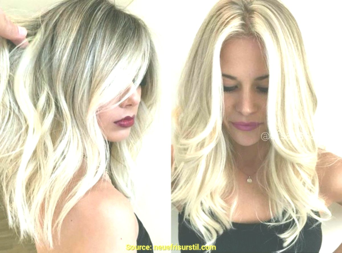 elegant shoulder-length blonde hair decoration-Charming shoulder-length blonde hair model