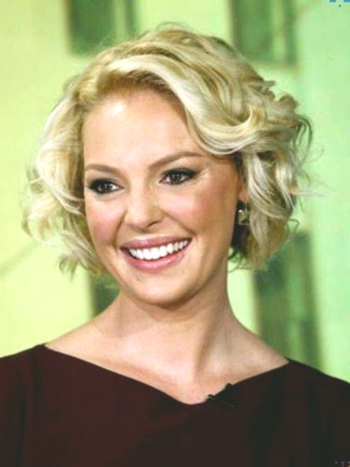 beautiful short curly hair design Terrific Short Curly Hair Concepts