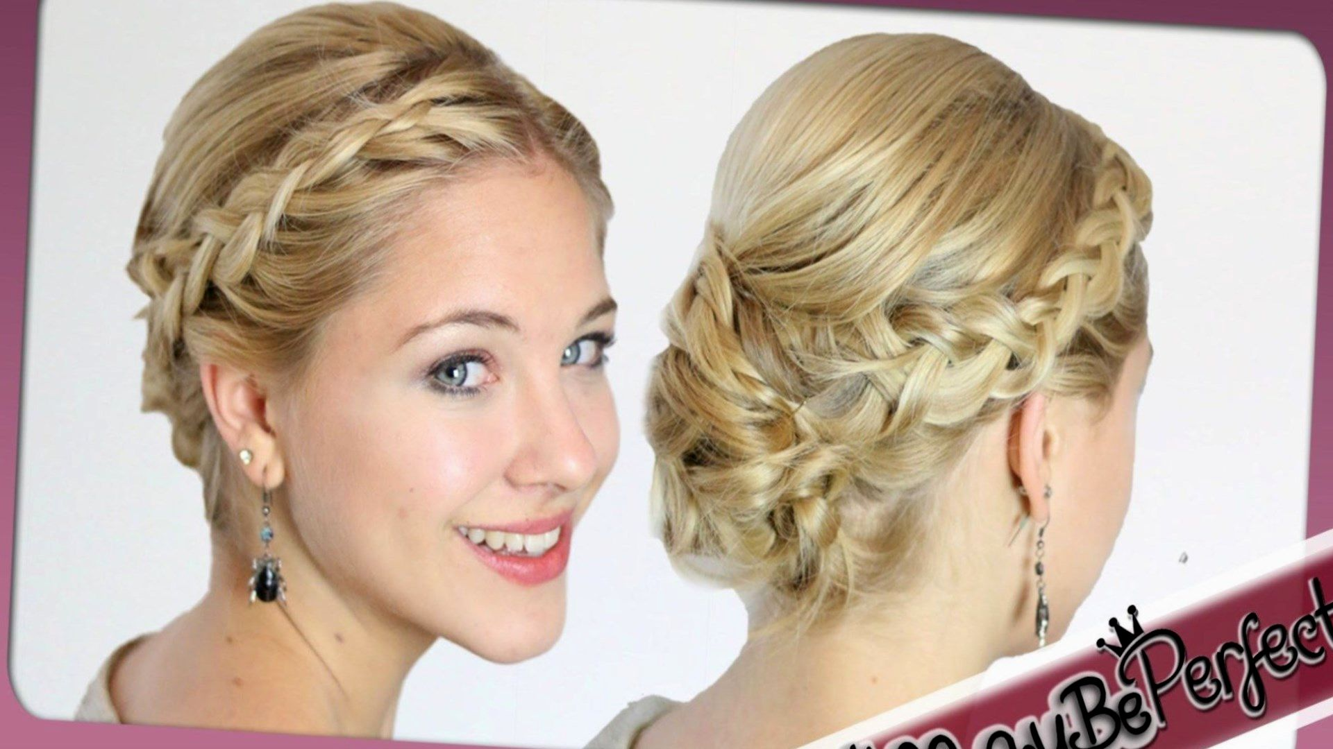 modern hairstyles for thin hair collection-Best updos for thin hair photography
