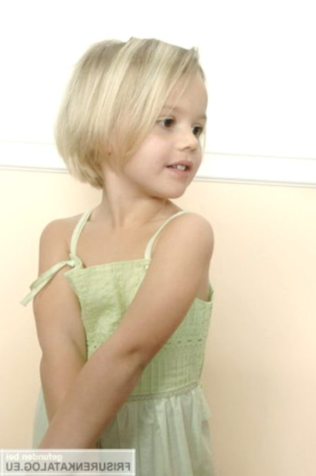 fantastic short hairstyles children's model-modern short hairstyles kids reviews