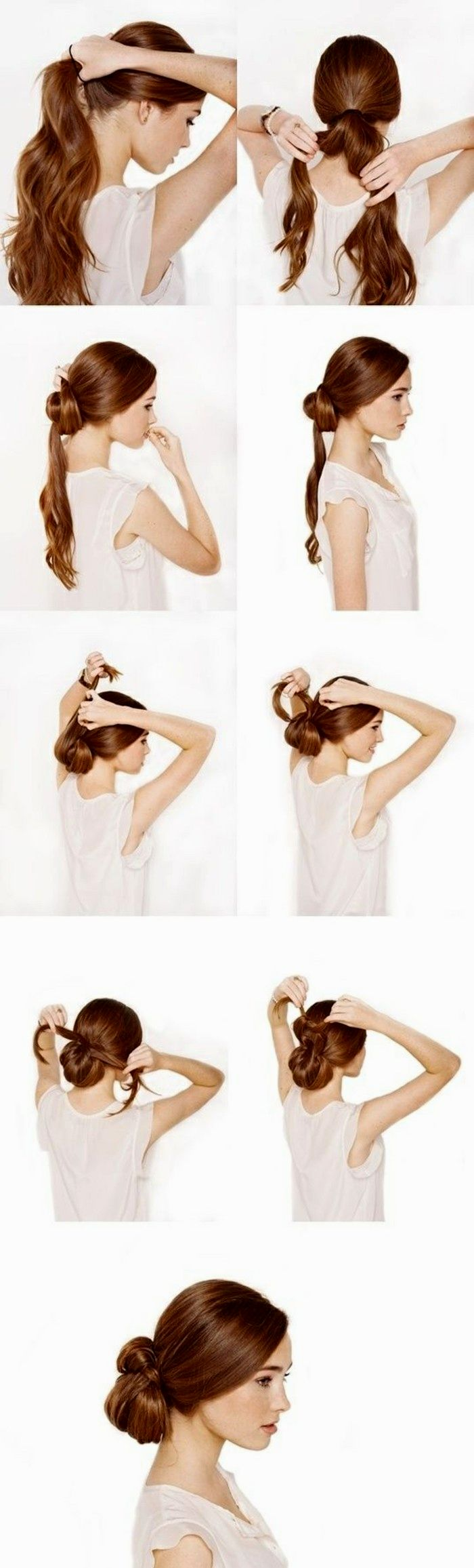 lovely long hair petting picture-Wonderful Long Hair Pinning Architecture