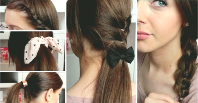 best fast hairstyles for everyday life Ideas - Unique Fast Hairstyles For Daily Life Model
