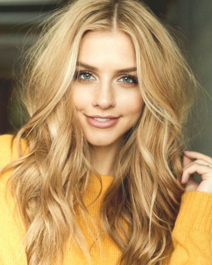 Stylish blonde hair inspiration-Fancy standing me Blonde hair collection