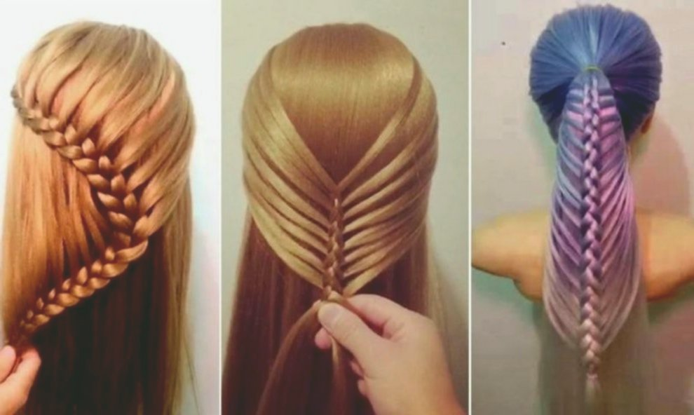 top braids for long hair inspiration-Awesome Braiding Hair For Long Hair Wall