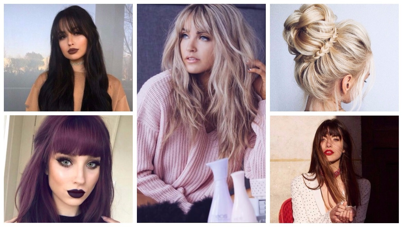 Pony Hairstyles for Long Hair 2019