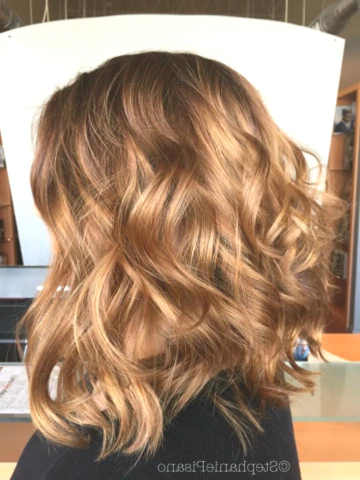 Latest golden brown hair color collection - Fascinating gold brown hair color decor