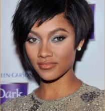 Photo of Amazing Black Short Hair Pattern