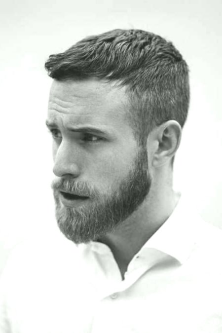 fresh cool hairstyles for men Model Beautiful Cool Hairstyles For Men Portrait