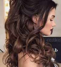 Photo of Fascinating hairstyles graduation ball model