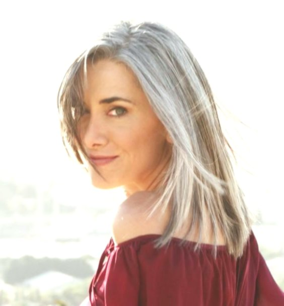modern gray blonde hair online Elegant Gray Blonde Hair Decoration