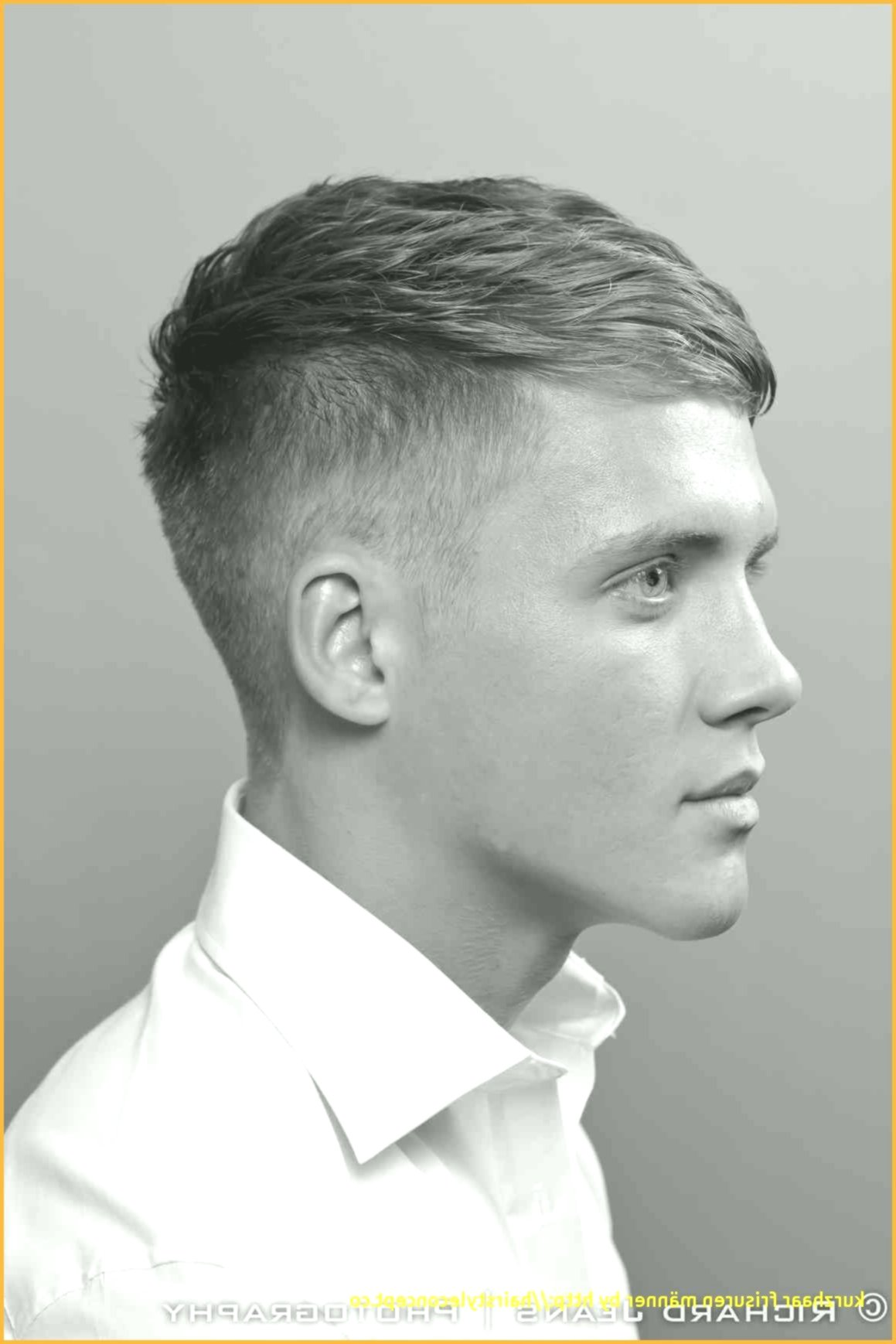 lovely short hairstyles men's design-modern short hairstyles mens wall