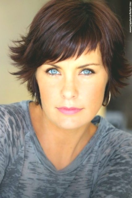 terribly cool short hairstyles with pony decoration-cool short hairstyles with pony wall