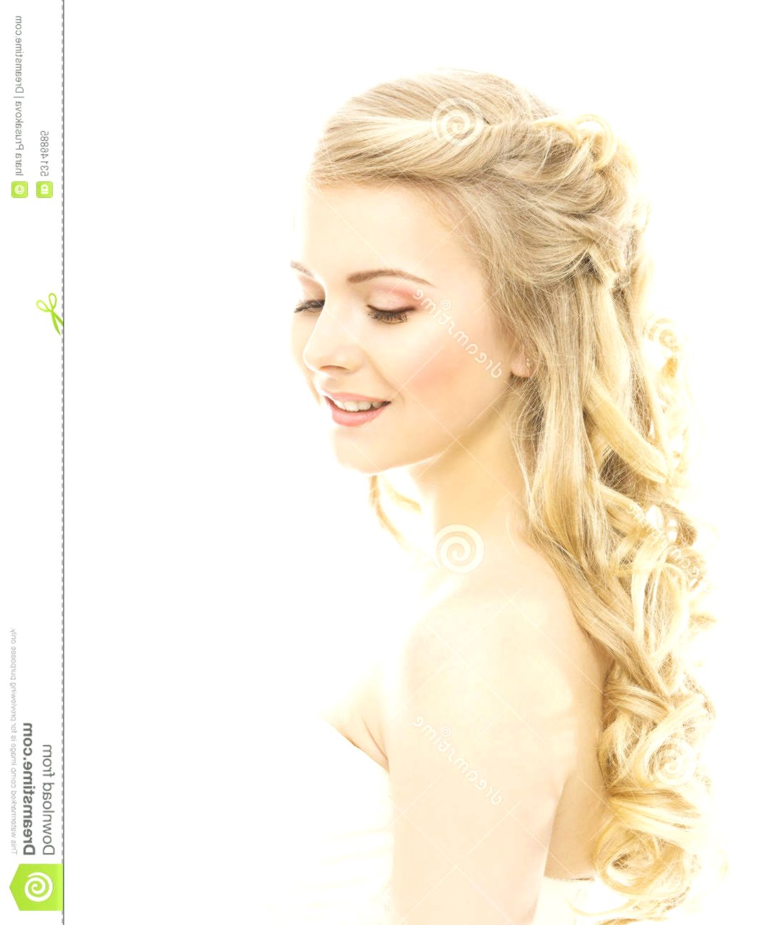 excellent hairstyles blonde long background-Unique Hairstyles Blond Lang Portrait