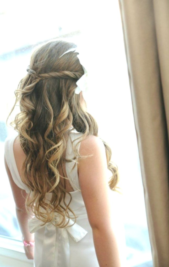 terribly cool wedding hairstyles lure pattern-Charming Wedding Hairstyles Curl Collection