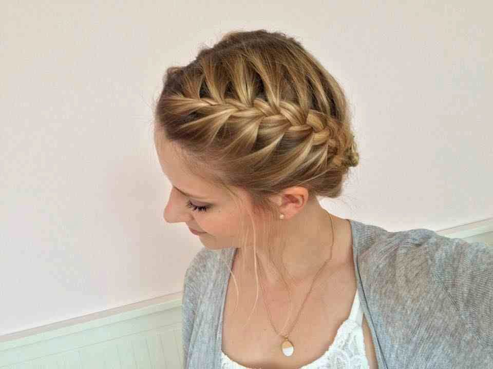 fresh braided hairstyle instructions with pictures plan-modern braided hairstyles Instructions With pictures Design