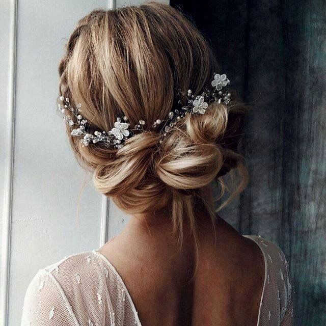 Fascinating flower girl hairstyles build layout-Elegant flower girl hairstyles portrait
