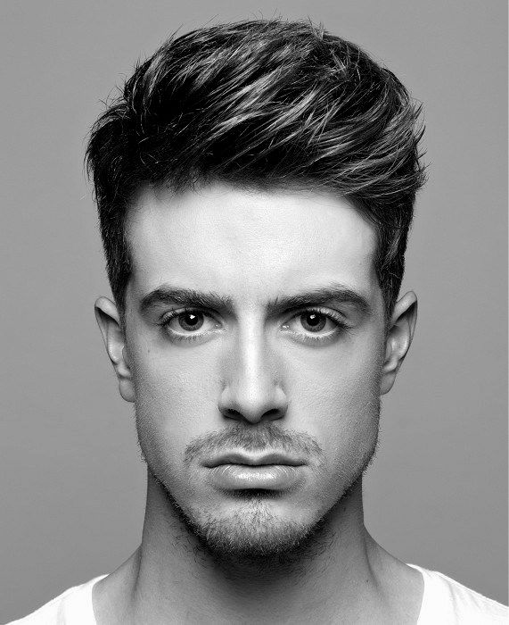 Nice men short haircut model-luxury men's short haircut gallery