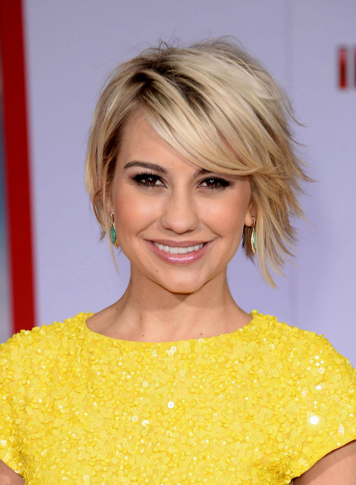 Stylish short hairstyles with long top hair Idea-Fantastic Short Hairstyles With Long Top Hair Portrait