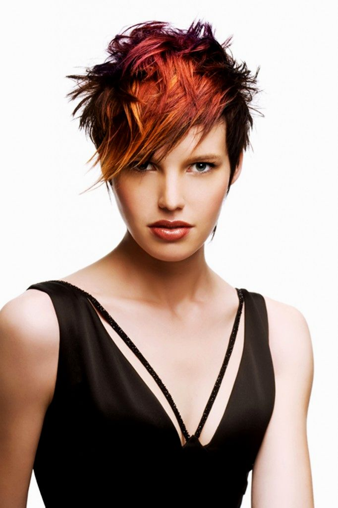 lovely upbeat hairstyles model-Amazing Lively hairstyles photo
