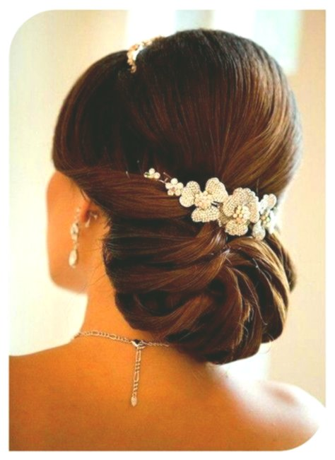 excellent bridal hairstyles pinned up model-Modern Bridal Hairstyles Pinned Decoration