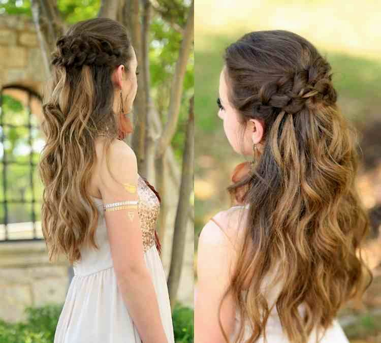 excellent braids medium-long hair instructions décor-finest braids mid-length hair pattern instructions