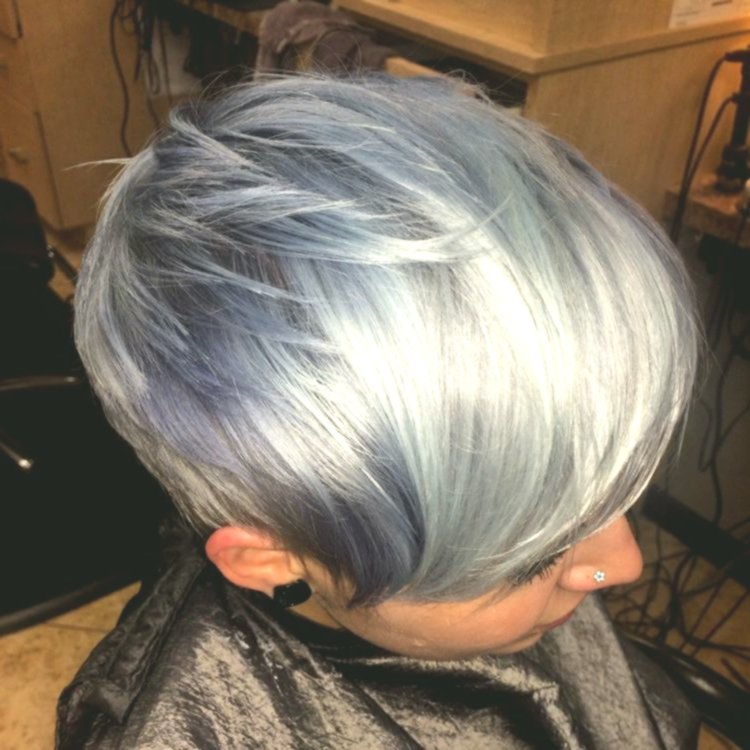 nice hair color silverblond decoration-new hair color silverblond photo