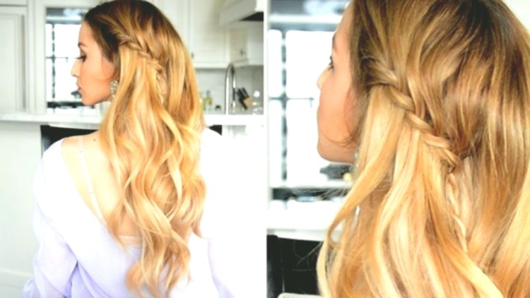 lovely blonde hair with strands build layout-Stylish Blonde Hair With Strands Photography