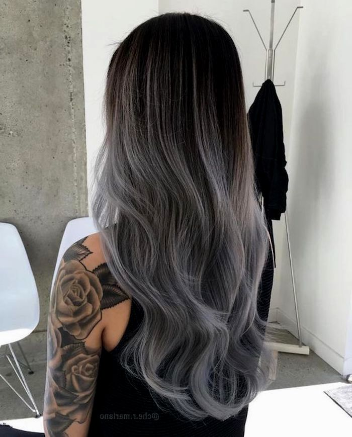 Fancy Gray Hair Blonde Dyeing Picture Picture - Breathtaking Gray Hair Blond Dyeing Ideas